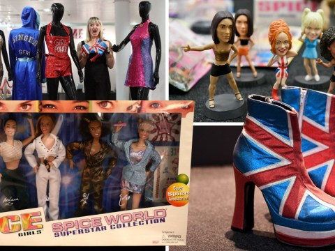 Spice Girls nostalgia is at all time high with an actual exhibition dedicated to the group