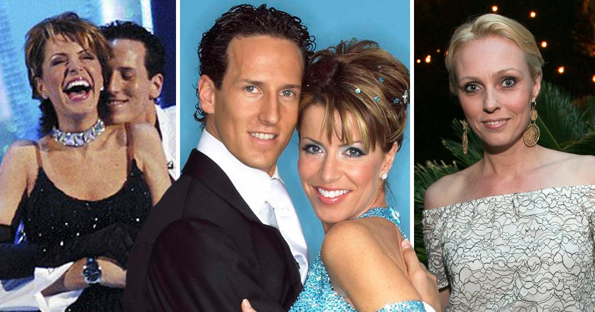 Brendan Cole admits 'something happened' with Natasha Kaplinsky but vows he never cheated on Camilla Dallerup