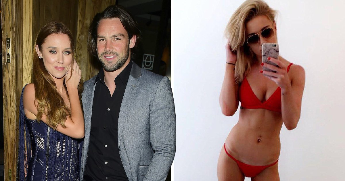 Ben Foden 'cheated on Una Healy with PR girl at boozy party' before she ended six-year marriage