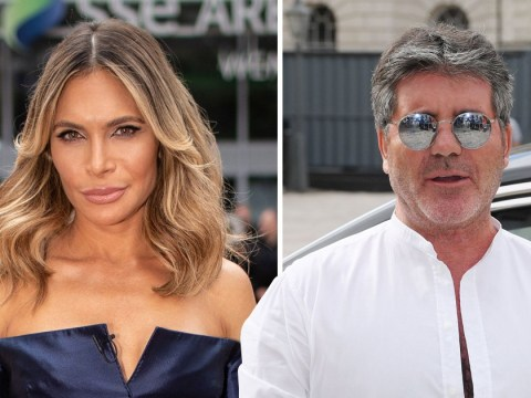 Sass Factor! Robbie Williams' wife Ayda Field 'is already clashing' with Simon Cowell on The X Factor