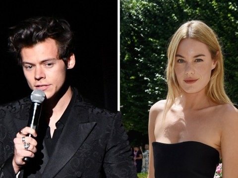 Harry Styles and Camille Rowe 'split following his return from 89-date world tour'