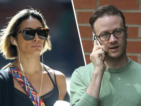 Karen and Kevin Clifton put their best foot forward as Strictly Come Dancing stars start rehearsals