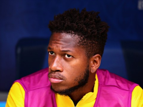 Why new Manchester United signing Fred was left on the bench for Brazil's entire World Cup run