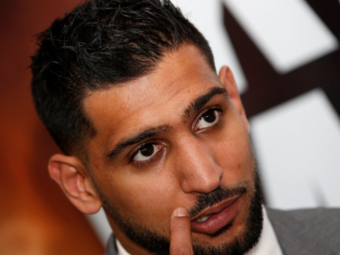 Amir Khan warns Kell Brook he will not wait around for domestic showdown