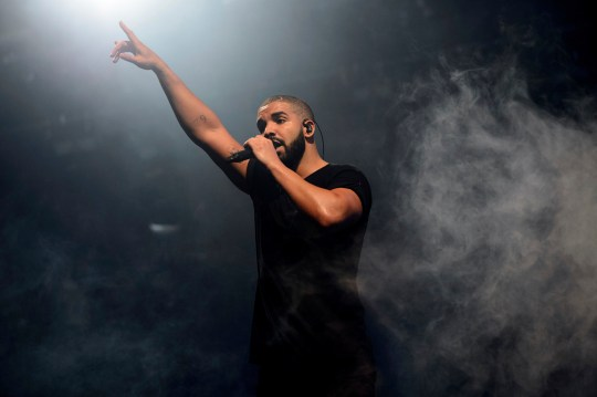 FILE - In this June 27, 2015 file photo, Canadian singer Drake performs on the main stage at Wireless festival in Finsbury Park, London. Drake's ???Scorpion,??? the highly anticipated, 25-track album by pop music???s No. 1 player, was released Friday. (Photo by Jonathan Short/Invision/AP, File)