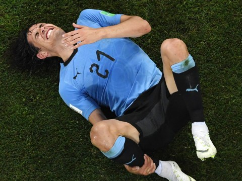 Uruguay vs France: Edinson Cavani unlikely to be fit to face France in World Cup quarter-final