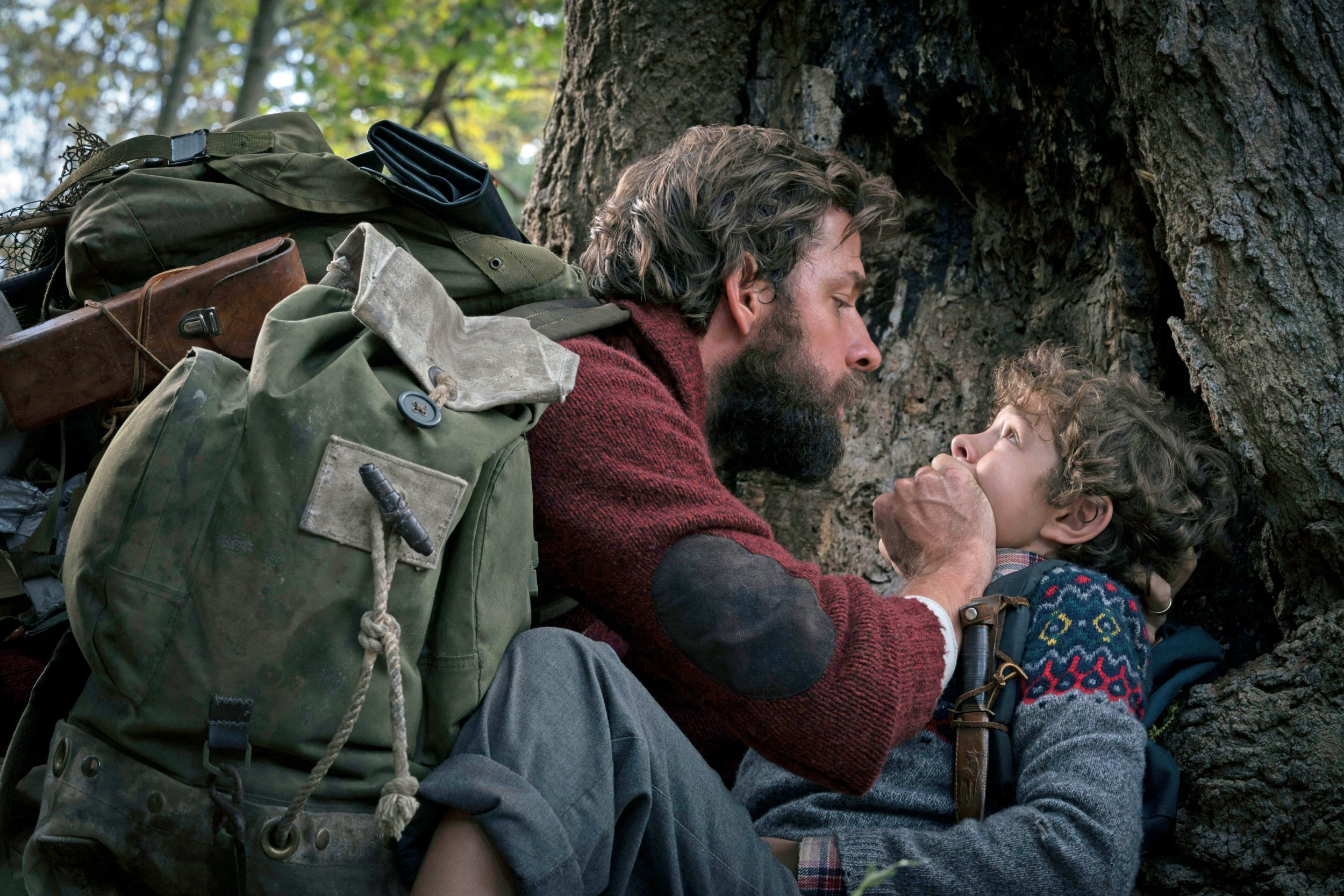 John Krasinski teases A Quiet Place sequel as he reveals he was 'mind-tricked' into writing it