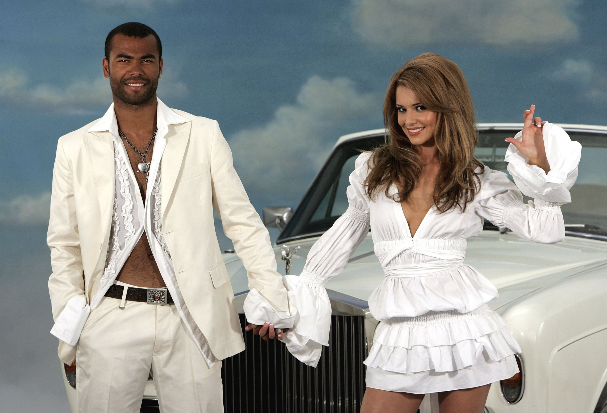 Ashley Cole had a girlfriend when he started dating Cheryl, claims Jermaine Pennant