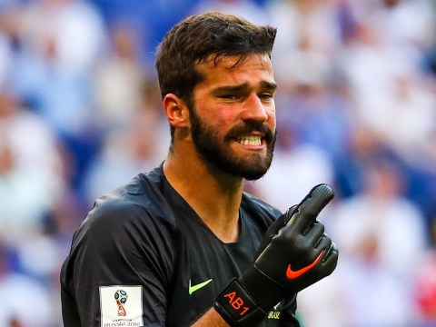 Chelsea close to signing Alisson after agreeing personal terms with £66m Roma goalkeeper
