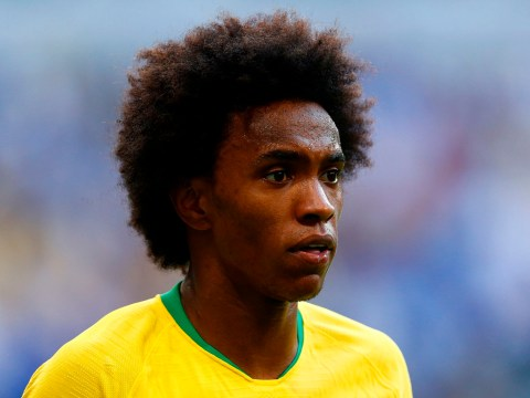 Barcelona believe Willian will join Manchester United after Chelsea lowered the Brazilian's asking price