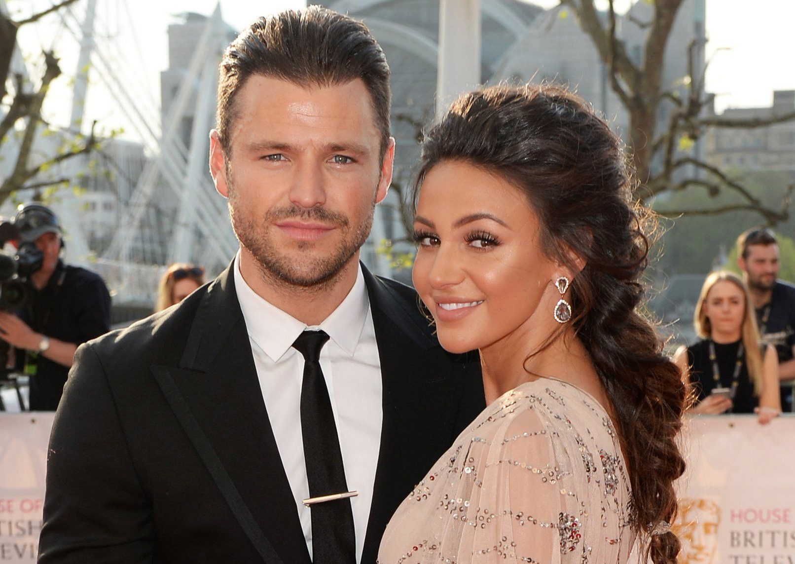 Mark Wright admits marriage to Michelle Keegan 'isn't the easiest'