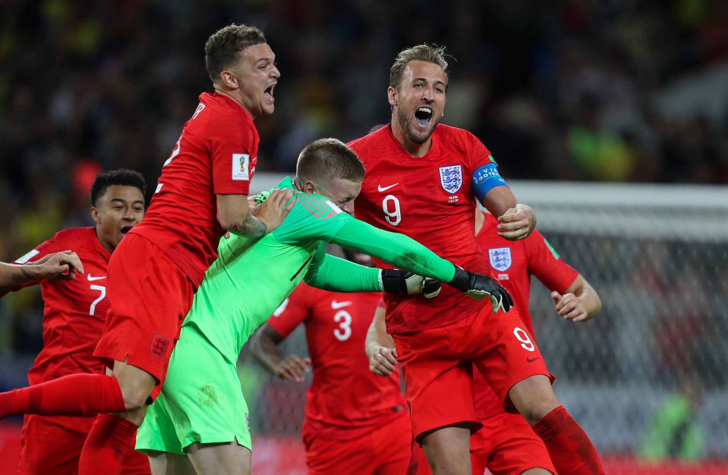What time is England vs Croatia and what TV channel is the World Cup semi-final on?