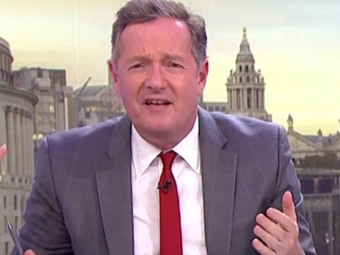 Piers Morgan puts his foot in it as he accuses Love Island's Dani and Jack of 'faking' their declaration of love