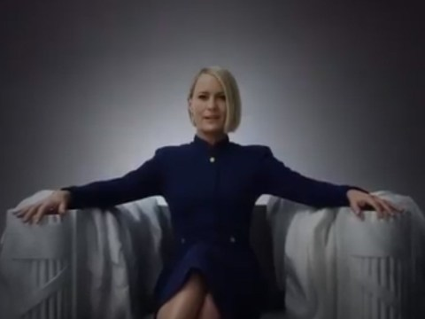 House Of Cards tease Claire Underwood's 'Independence' in final series following Kevin Spacey's axing