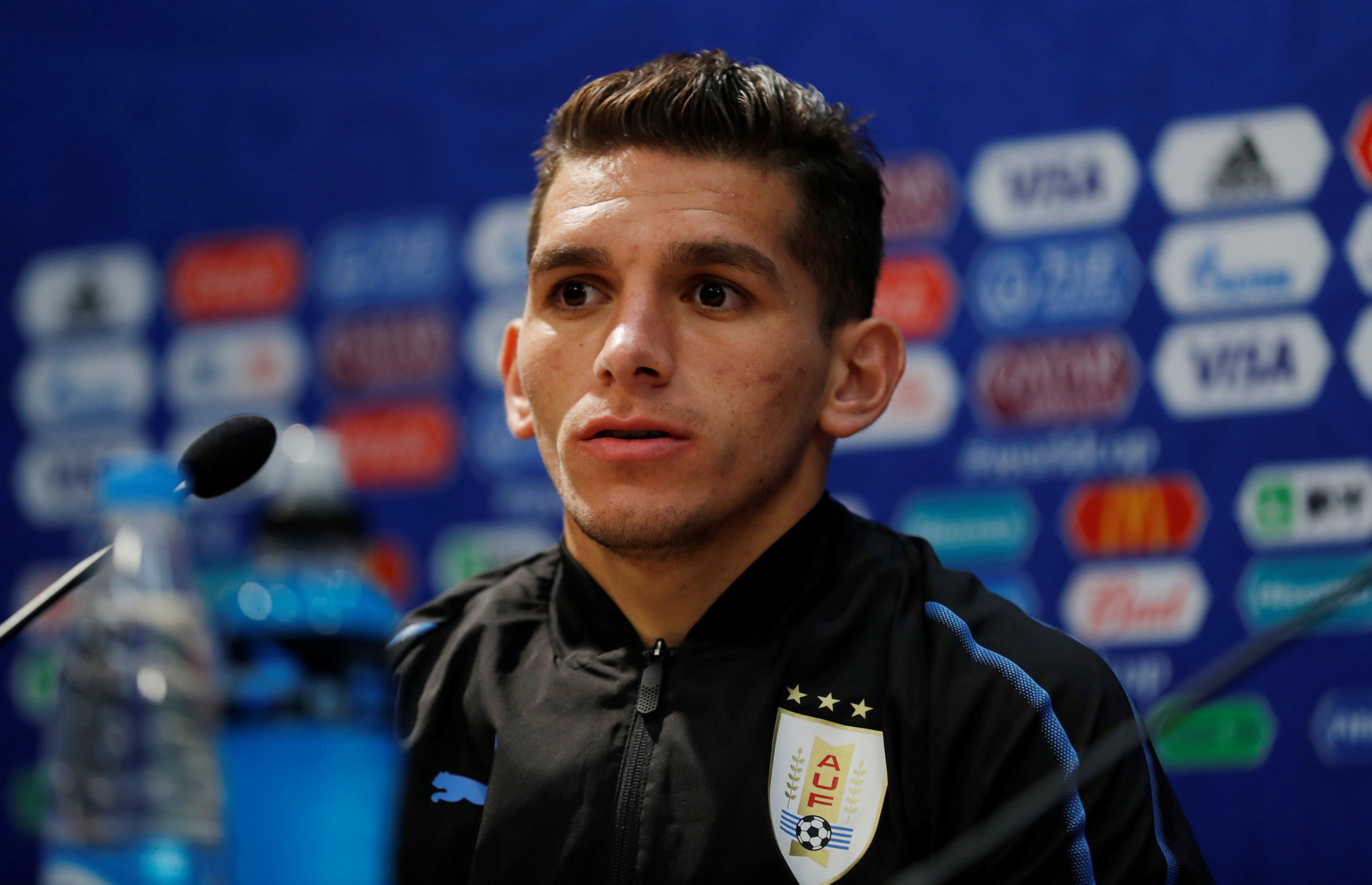 Lucas Torreira fuels Arsenal transfer speculation by setting up new Facebook page