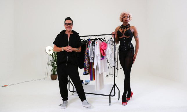 """Ahead of Pride in London this Saturday, Gay Times and LGBTQ movement, All Out, have teamed up with celebrity stylist Gok Wan to campaign for a Global Pride Makeover, raising awareness of the prejudice and violence faced by the LGBTQ community around the world. In the exclusive film, created especially for this year???s Pride week, Gok dresses a group of people looking for their perfect pride outfit that they can wear anywhere in the world. However, in an unexpected twist, each must have item represents the persecution faced by members of the LGBTQ community globally. These must-have items featured in Gok???s Global Pride Makeover include: - A distressed leather jacket: An essential item as a protective layer for Pride in Istanbul last week and last year when police fired rubber bullets into the crowd - Make up wipes: An essential item at Pride in Uganda 2016 where anyone breaking gender boundaries was sexually assaulted by the Ugandan police. - A black woollen hat: An essential item for those in Indonesia where trans people with long hair were rounded up by police and had their hair forcibly cut. Despite much advocation for LGBTQ rights in the UK over recent years, the community still faces discrimination across the globe every day. According to All Out, in more than 70 countries, it is a crime to be gay. In 10, it can cost you your life. In no country in the world are LGBT+ people treated fully equally. Gok Wan says of the video, """"We created the #GlobalPrideMakeover to raise awareness for equality around the globe, and just how fortunate we are here in the UK to take part in a Pride parade, have parties and march without a fear for our lives - unlike some of the countries that we mention in this film. This film does not hide away from the message: this is probably one of the most honest things I've ever done. I ask every single person to not only watch this video but also to share it among their communities and friends, school and colleagues at work.???"""