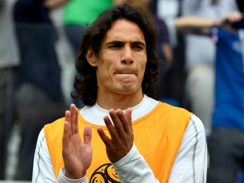 Why Edinson Cavani is not playing in Uruguay's World Cup clash vs France