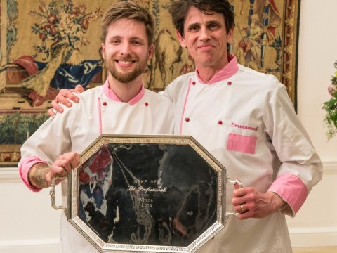 Bake Off Professionals 2018: Sam and Emmanuel crowned winners after final showdown