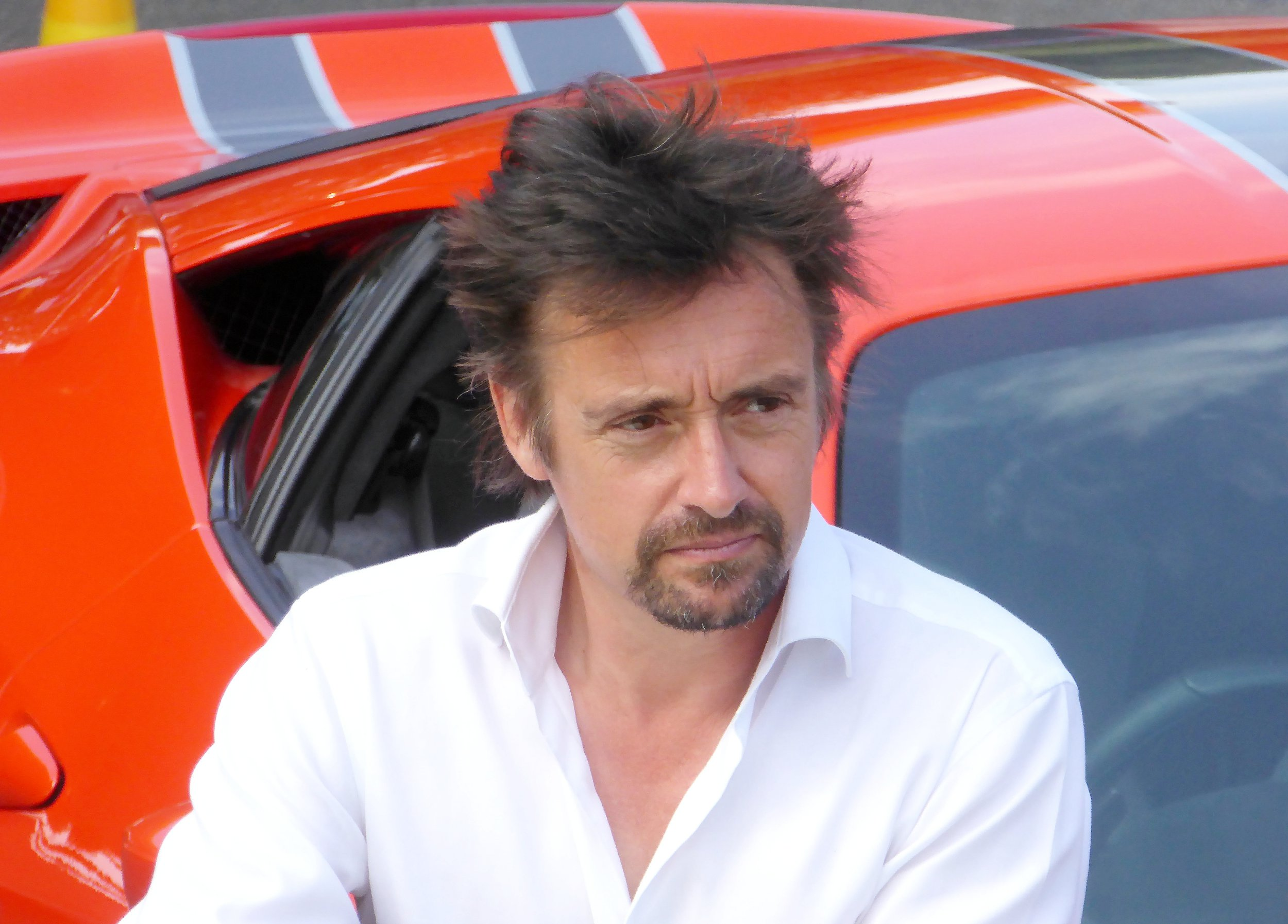The Grand Tour's Richard Hammond claims he is a 'cautious' driver despite near-death crashes