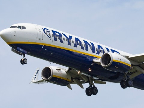 Which Ryanair flights are cancelled due to the pilot strike across Europe?