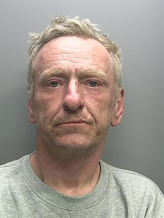 Serial rapist who sprayed terrified victim with bleach and force-fed her pills has been jailed - after confessing: 'I'm a monster' Picture: James Edward Beattie Credit: Cumbria Police