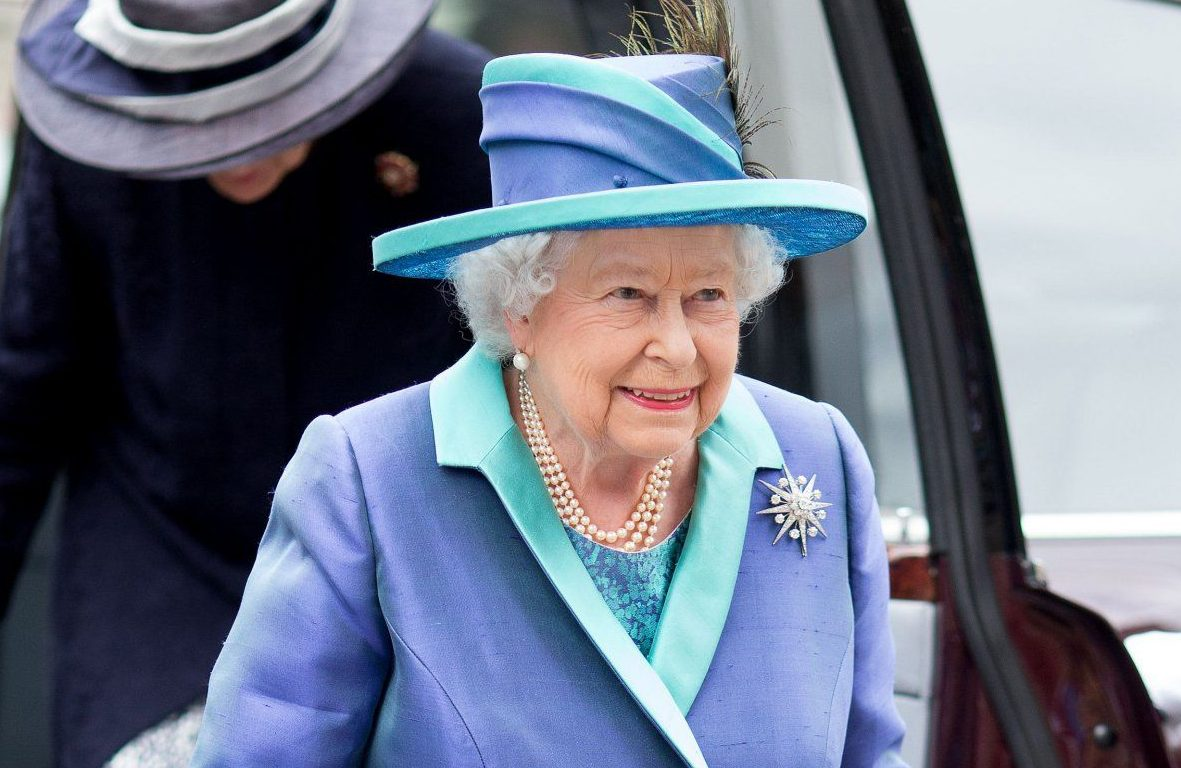 Mandatory Credit: Photo by REX/Shutterstock (9754003m) Queen Elizabeth II 100th Anniversary of the Royal Air Force, London, UK - 10 Jul 2018