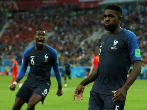 Samuel Umtiti goal sends France through to World Cup final as Kylian Mbappe dazzles