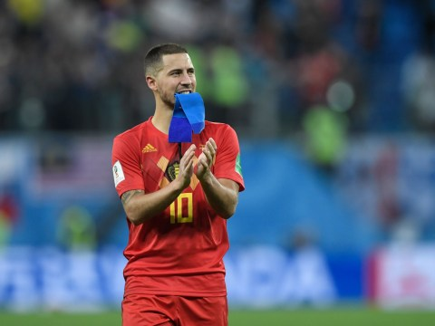 Chelsea star Eden Hazard slams France tactics after Belgium are knocked out of World Cup