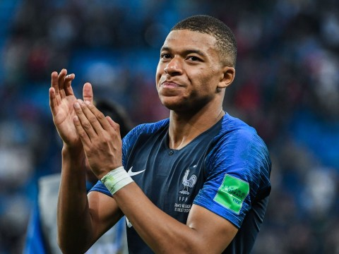 Kylian Mbappe responds brilliantly when asked if he can succeed Cristiano Ronaldo as next Ballon d'Or winner
