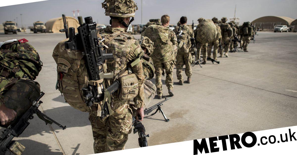 UK Mulls Sending More Troops to Afghanistan: Report