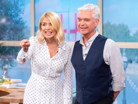 Philip Schofield reveals ITV bosses made him dye his hair after landing his first TV job