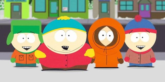 South Park sets premiere date for season 22 Comedy Central