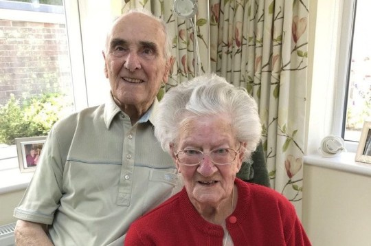 Albert Twinley, 95, and 91-year-old Phyllis Twinley. See Masons copy MNNIGHT: A devoted couple who have never spent a night apart are celebrating an astonishing 70 years of wedded bliss. Albert Twinley, 95, and 91-year-old Phyllis met in north London in 1946 when they were serving with the Royal Signals as company quartermaster sergeants. After falling in love, the couple married two years later and left the army, moving to Kent and then to Sussex, where they ran a butchers business together.