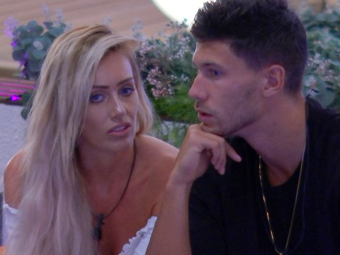 Love Island's Laura and Kaz in mega clash over new Jack: 'You like him more than he likes you'