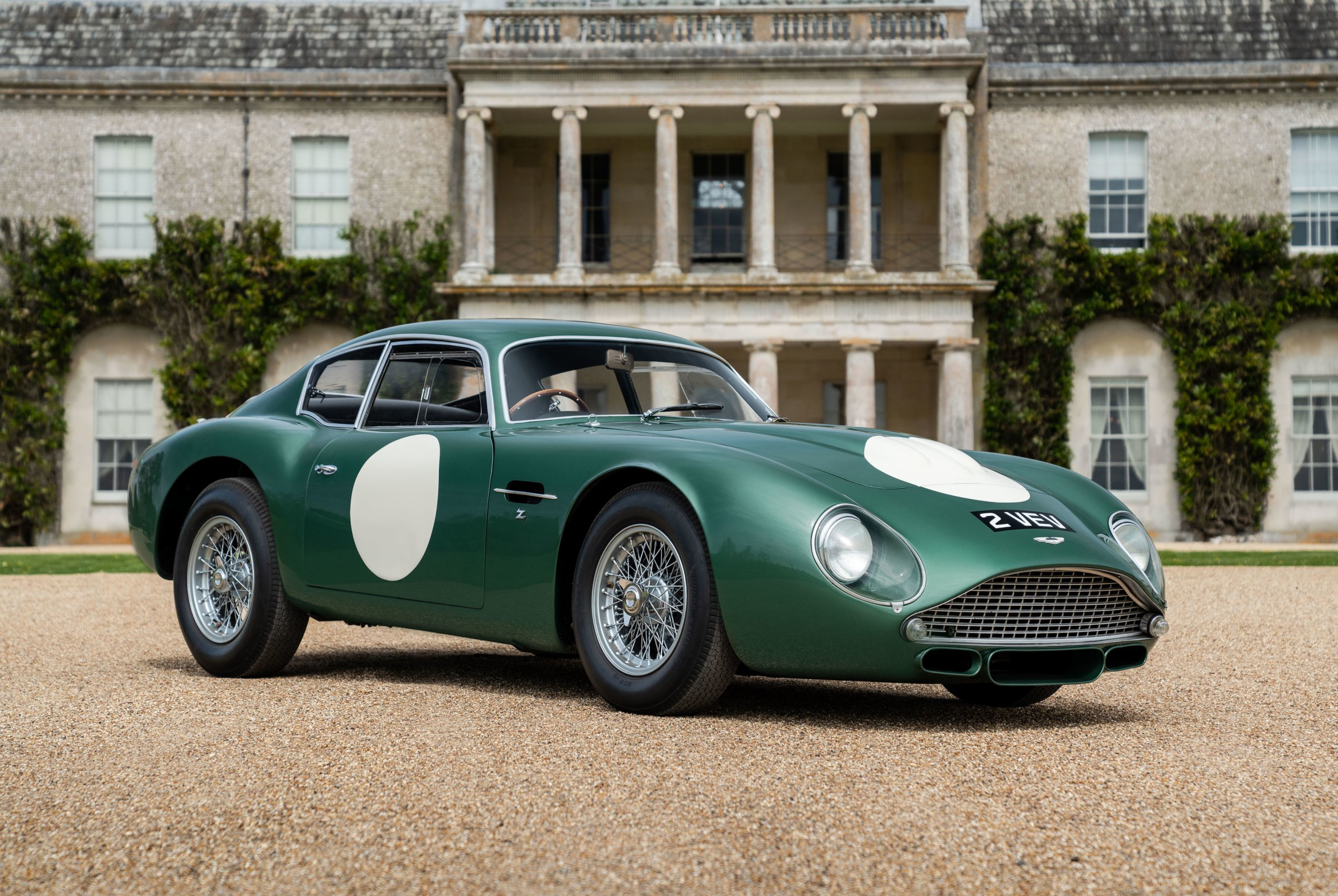 Classic Aston Martin sells for record-breaking £10,000,000