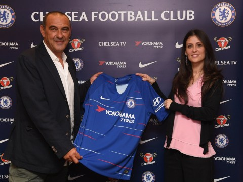 Chelsea chief Marina Granovskaia being questioned over decision to appoint Maurizio Sarri