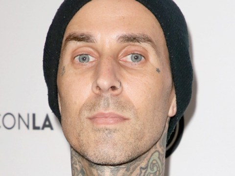 Blink 182's Travis Barker and son 'could have died' in school bus crash