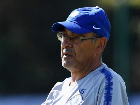 Kurt Zouma left out of Chelsea's 25-man pre-season tour squad by Maurizio Sarri