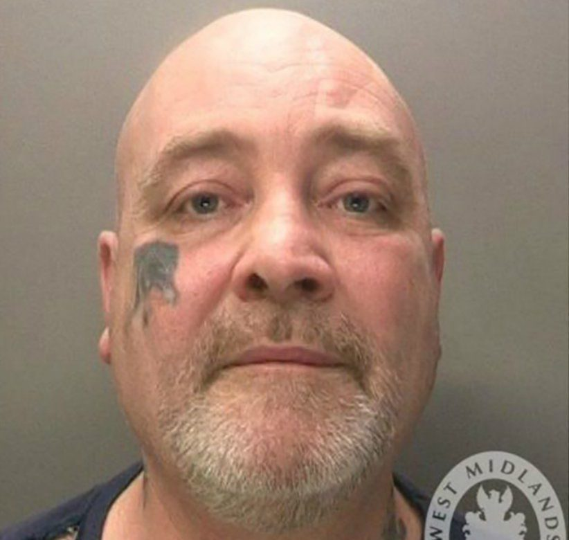 Picture: West Midlands Police Serial rapist has been jailed for life in what a judge described as the worst case he had seen in 50 years