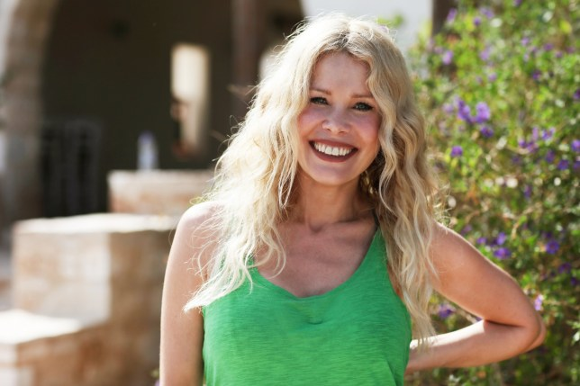 From Twofour Productions OUR SHIRLEY VALENTINE SUMMER Thursday 19th July 2018 on ITV Pictured : Melinda Messenger Our Shirley Valentine Summer, will see Melinda Messenger, Sian Lloyd, Nancy Dell?Olio, Aggie MacKenzie, Ninia Benjamin, Lizzie Cundy, Annabel Giles, and Ingrid Tarrant, escape to a Greek island for the summer. Under the glow of the Mediterranean sun the cast will live together under one roof, as they discover the islands, something new about themselves and the ups and downs of communal living. They are all single and at a crossroads in their lives. All of them harbour a passion to try something new or pursue long held dreams in an attempt to transform their lives, for the better. Some want the opportunity to learn a new skill or test drive a new career, and many will be looking for love. Far from being ready to retire, they all share a desire to work out what to do with the third chapter of their lives. (c) Twofour For further information please contact Peter Gray 0207 157 3046 peter.gray@itv.com This photograph is ? Twofour and can only be reproduced for editorial purposes directly in connection with the programme OUR SHIRLEY VALENTINE SUMMER or ITV. Once made available by the ITV Picture Desk, this photograph can be reproduced once only up until the Transmission date and no reproduction fee will be charged. Any subsequent usage may incur a fee. This photograph must not be syndicated to any other publication or website, or permanently archived, without the express written permission of ITV Picture Desk. Full Terms and conditions are available on the website www.itvpictures.com