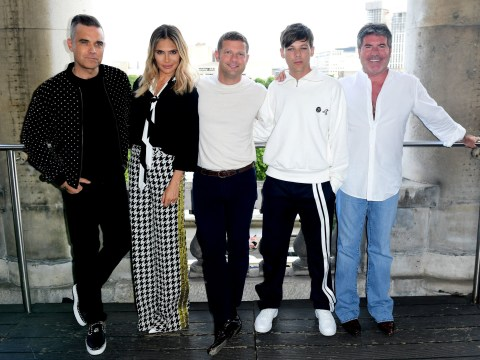 When does The X Factor start in 2018?