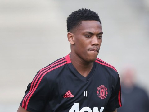 Jose Mourinho aims dig at Anthony Martial after Manchester United's win against Real Madrid