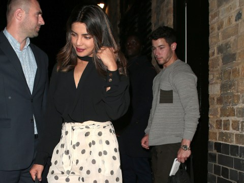Nick Jonas continues to treat Priyanka Chopra as they celebrate her 36th birthday at swanky restaurant