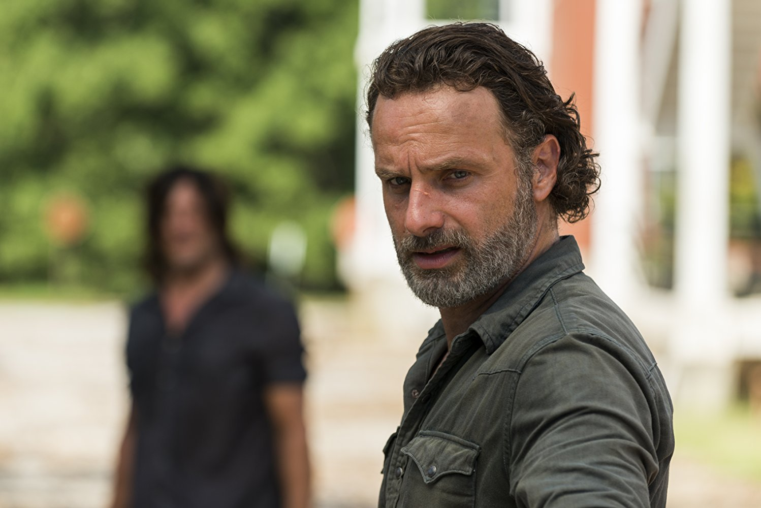 The Walking Dead: Rick should be killed off as the bad guy Credit: AMC