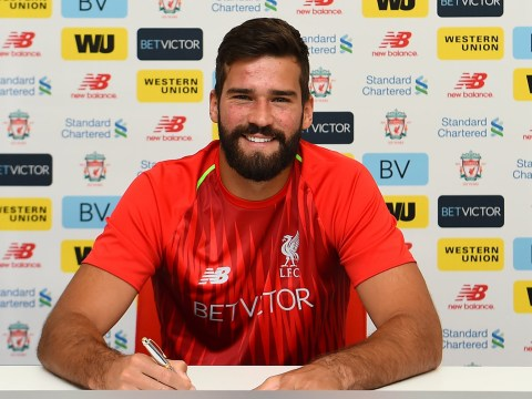 Official: Liverpool complete record £66.8m deal for Roma goalkeeper Alisson
