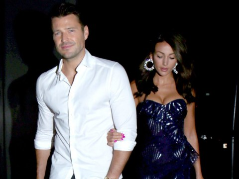 Mark Wright denies wife Michelle Keegan has signed up for Strictly Come Dancing