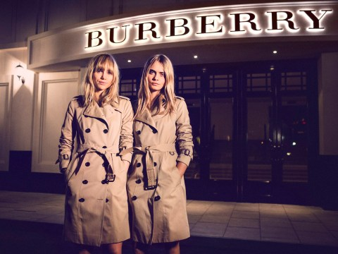 Burberry burned £28.6 million worth of clothes last year
