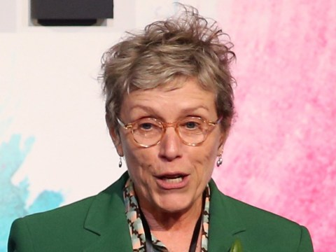 Good Omens casts Frances McDormand as God in Neil Gaiman's upcoming Amazon Prime series