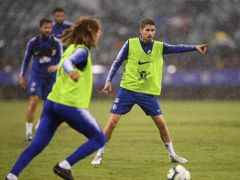 Jorginho helping Chelsea stars adapt to Maurizio Sarri's demands, reveals Marcos Alonso