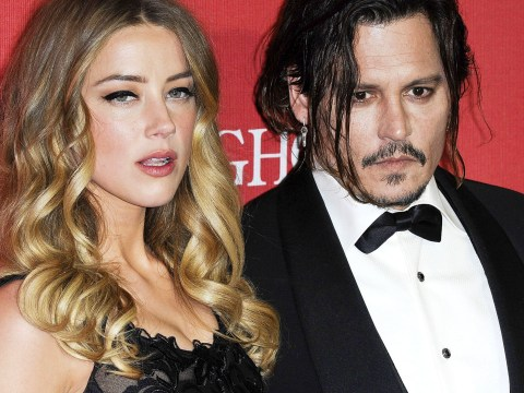 Amber Heard hits out at claims she left a poo in Johnny Depp's bed following 'blazing row'